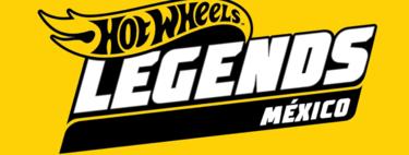 Una nueva leyenda mexicana está por nacer, llega el Hot Wheels Legends Tour a México