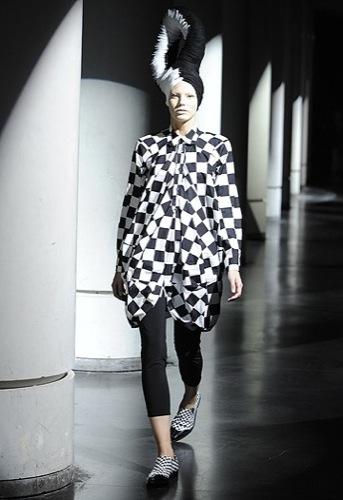 Junya Watanabe, Primavera-Verano 2010 en la Semana de la Moda de París II