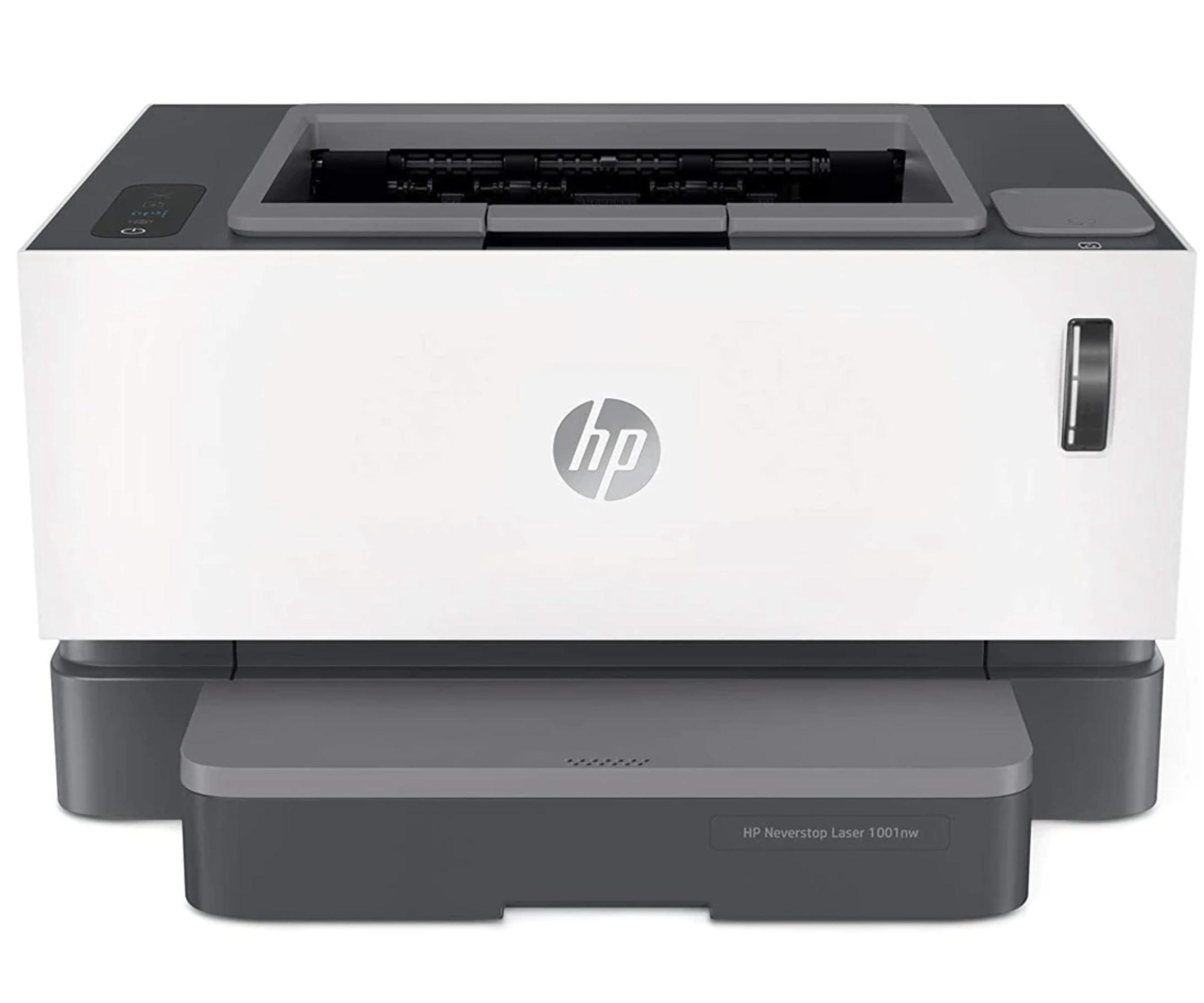 Impresora láser HP Neverstop Laser 1001nw, Wi-Fi
