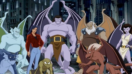 Marvels Moon Knight Writer Wants To Work On A Gargoyles Project For Diseny Social
