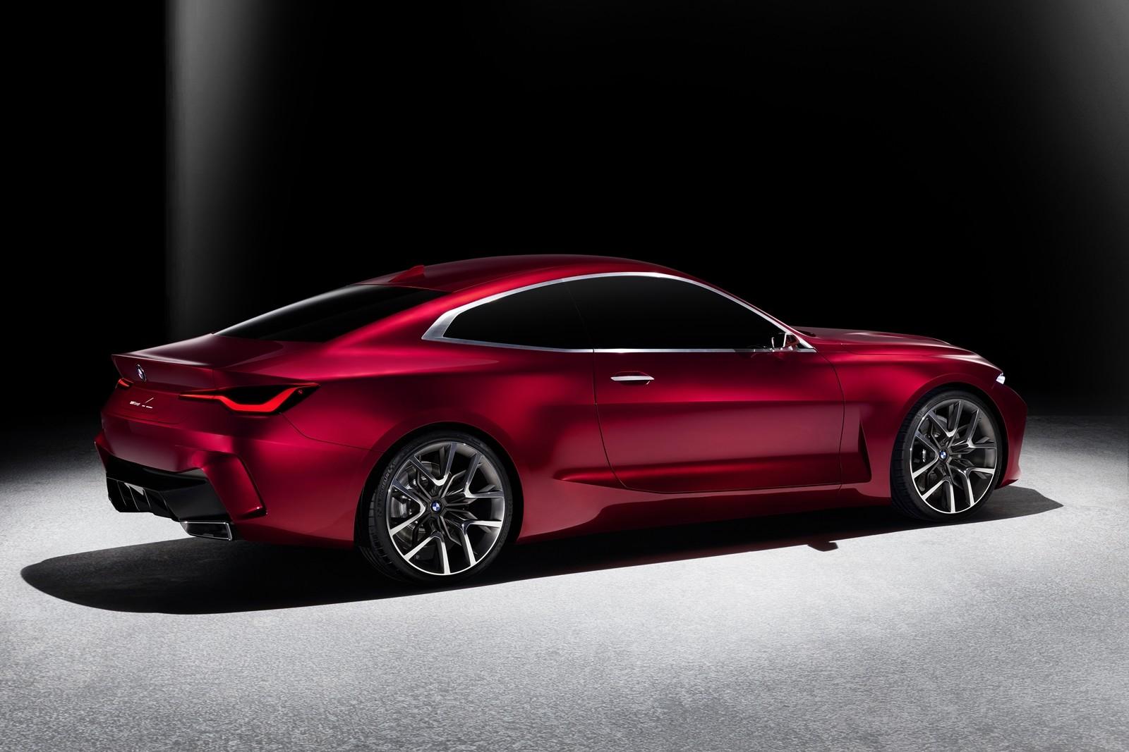 Foto de BMW Concept 4 (14/27)