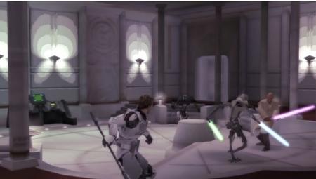 'Star Wars Battlefront: Elite Squadron' para PSP y NDS. Detalles e imágenes