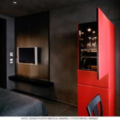Foto 2 de 11 de la galería hotel-puerta-america-arata-isozaki en Decoesfera