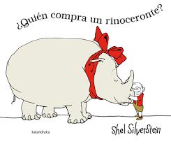 Rinoceronte Portada kalandraka