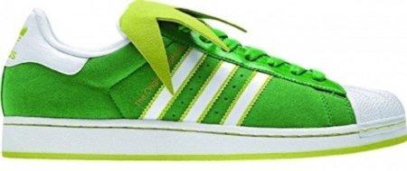 Adidas Superstar II, edición especial de la Rana Gustavo: brutales