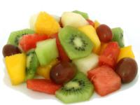 Frutas: ¿sólo durante la semana?