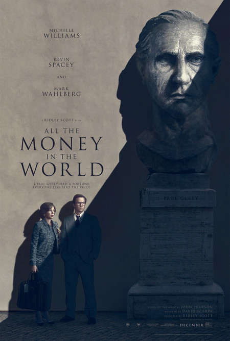 Cartel de All The Money In The World
