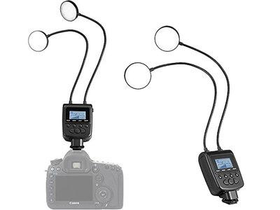 El nuevo flash LED de Polaroid es una manera económica e ingeniosa de iluminar las fotografías macro