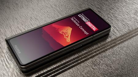 Fujifilm Smartphone Plegable 02