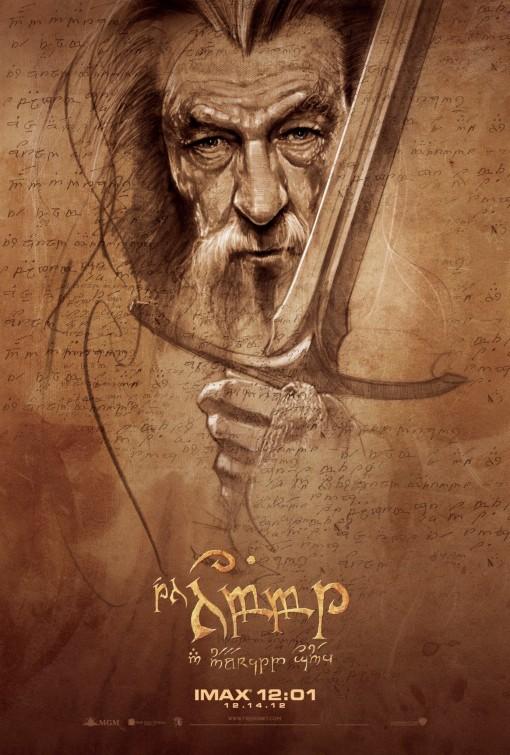 Foto de 'El hobbit: Un viaje inesperado', carteles (26/28)