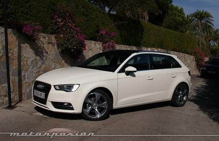 Audi A3 gama Presentación en Málaga 12