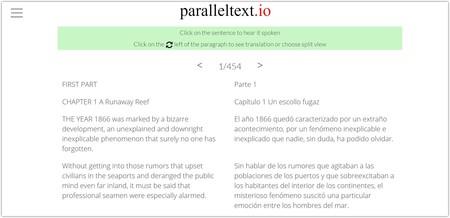 Paralleltext Io Google Chrome 2020 05 27 15 56 4