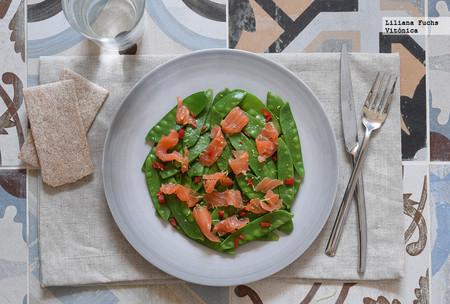 Tu dieta semanal con Vitónica: menú rico en vitamina D, ideal para cuarentena