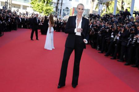 Charlize En Cannes