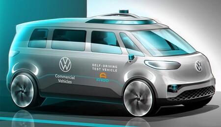 Volkswagen Id Buzz Argo Ai