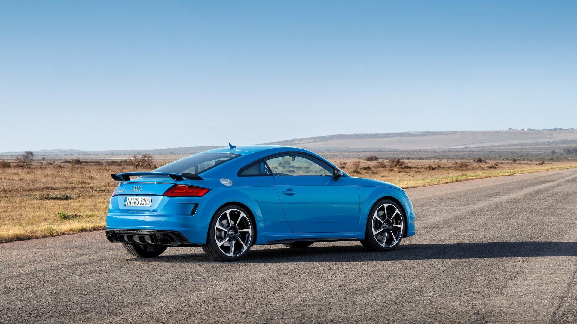 Foto de Audi TT RS 2020 (16/53)