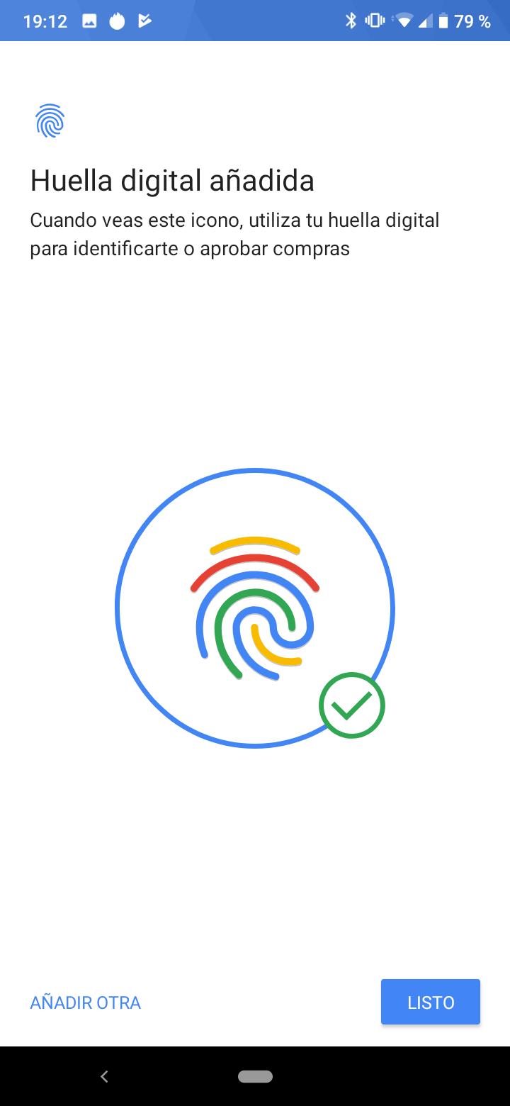 Imágenes de Android 9 Pie