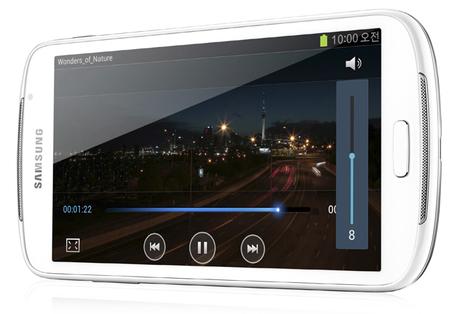 Samsung Galaxy Player 5.8, un reproductor que quiere ser tablet