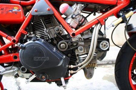 Ducati Racing TT2 propulsor