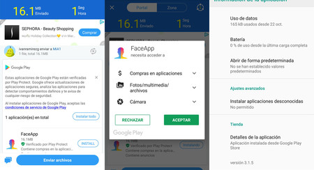Android empieza a verificar la instalación de APKs para que cuenten como descargados de Google Play