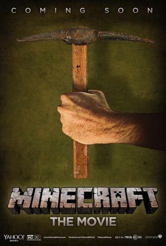 'Minecraft', la película