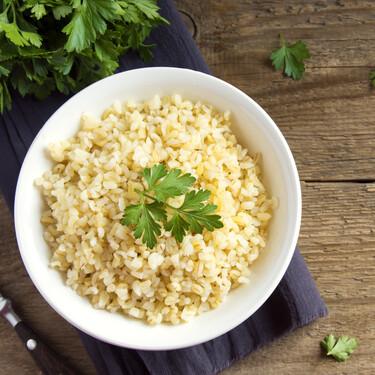 Redescubriendo el bulgur, el derivado del trigo favorito de Oriente Medio: propiedades, beneficios y recetas para cocinarlo