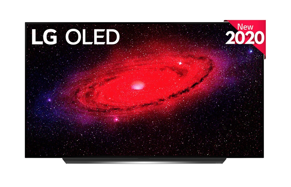 "TV OLED 194,7 cm (77"") LG OLED77CX6LA 4K con Inteligencia Artificial, HDR Dolby Vision IQ y Smart TV"