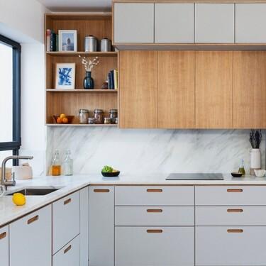 Inspiración para la cocina con los nuevos acabados de Cubro compatibles con las cocinas de Ikea