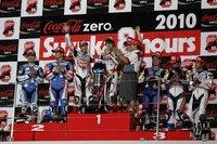 Honda vence con contundencia en las 8 Horas de Suzuka