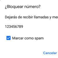 Cómo bloquear y marcar como spam un contacto en tu Pixel, Android One y Nexus