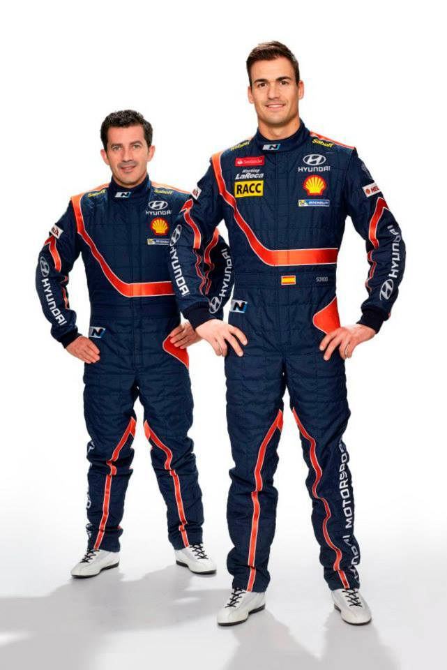 Foto de Hyundai Shell World Rally Team (13/22)
