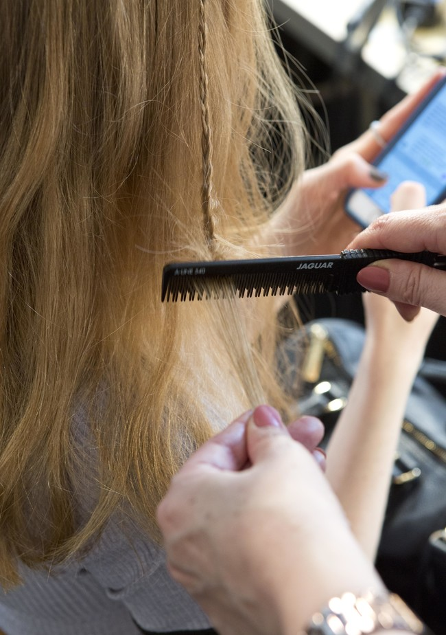 peinados 080 tendencia tutorial melena boho