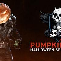 Celebra Halloween con Gears of War 4 y sus cambios en el multijugador con calabazas de por medio