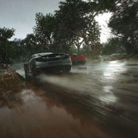 Mirad lo bien que luce la tormenta perfecta de Driveclub en este vídeo con gameplay
