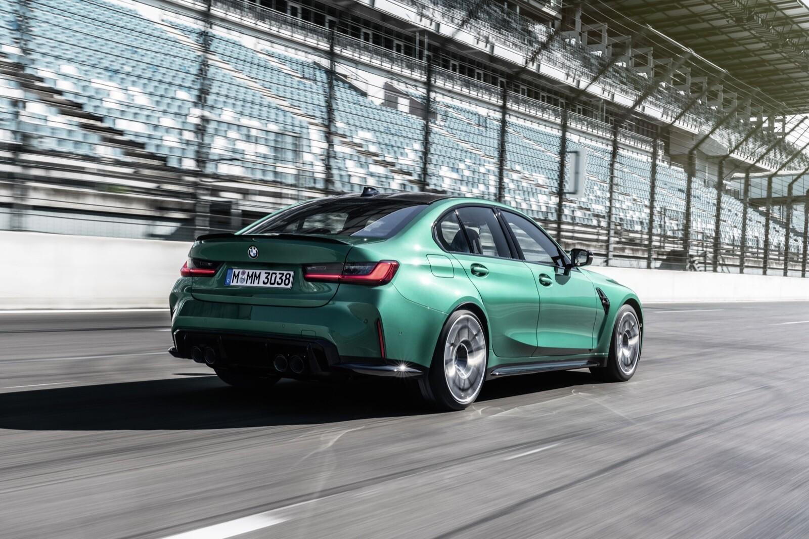Foto de BMW M3 Competition 2021 (30/40)