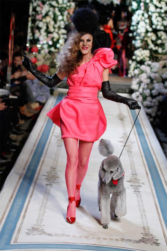 Foto de Lanvin y H&M, colección Alta Costura en un desfile perfecto: los mejores vestidos de fiesta (27/31)
