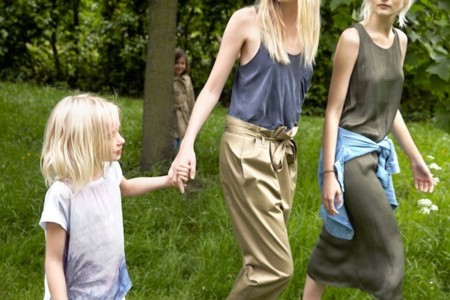 zara catalogo junio 2014 pantalones baggy