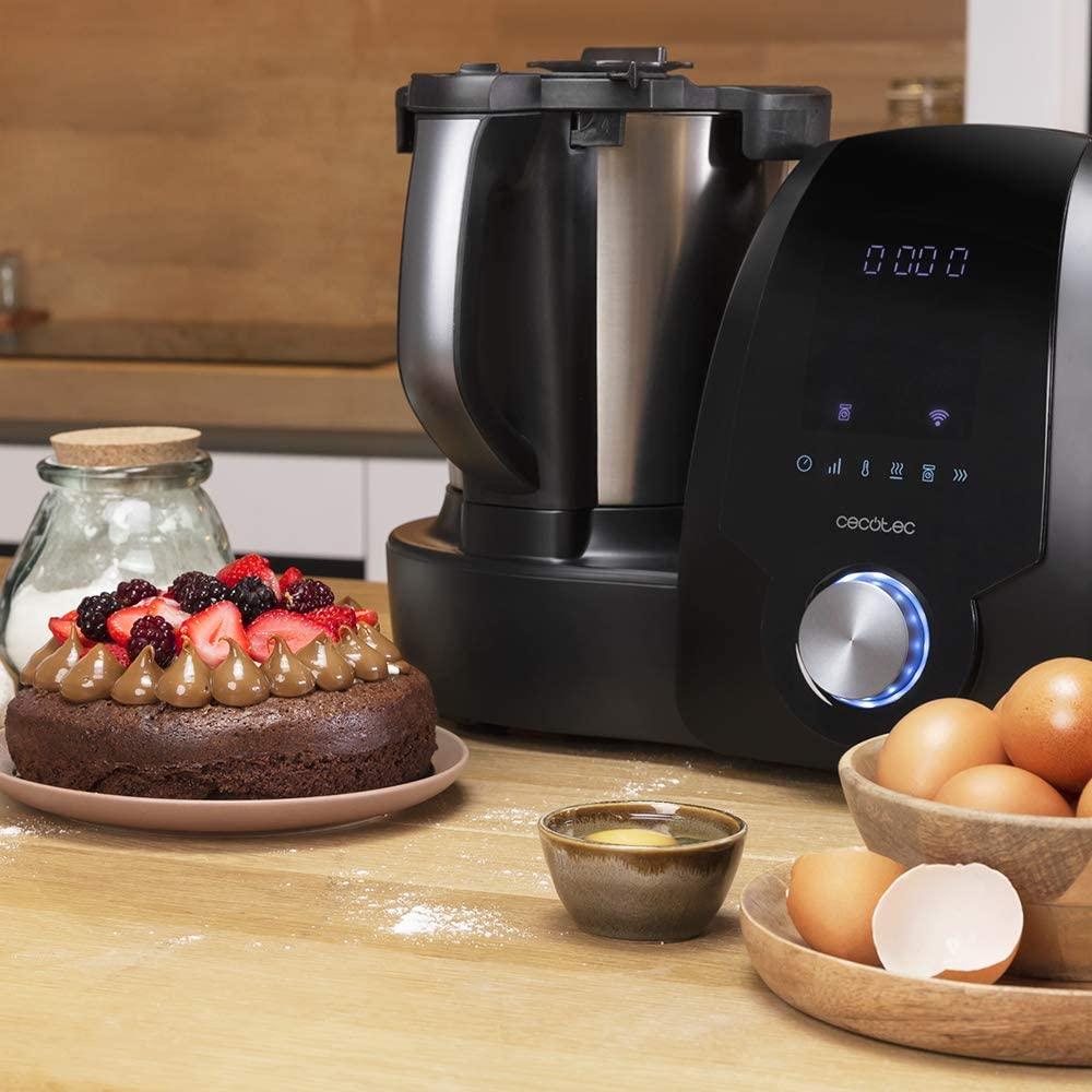 Cecotec Mambo 10070 - Robot de Cocina Multifunción