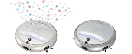 COCOROBO, la aspiradora autónoma de Sharp que limpia, te escucha, habla, y mucho más