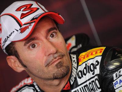 """Max Biaggi tras su accidente: """"He terminado con las motos, para siempre. Voy a ser entrenador"""""""