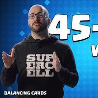 Supercell da las claves de cómo realizan los ajustes de balance en Clash Royale