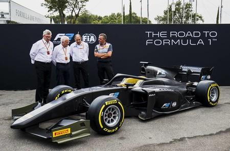 Presentado el nuevo Fórmula 2 de los futuros talentos: más cercanos a la F1 y con Halo