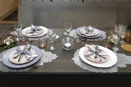 Nueve ideas para todos los gustos y bolsillos para decorar la mesa en Navidad