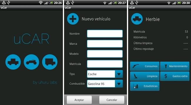 uCar para Android
