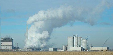 ¿Es una solución utilizar gas natural en vez de carbón?