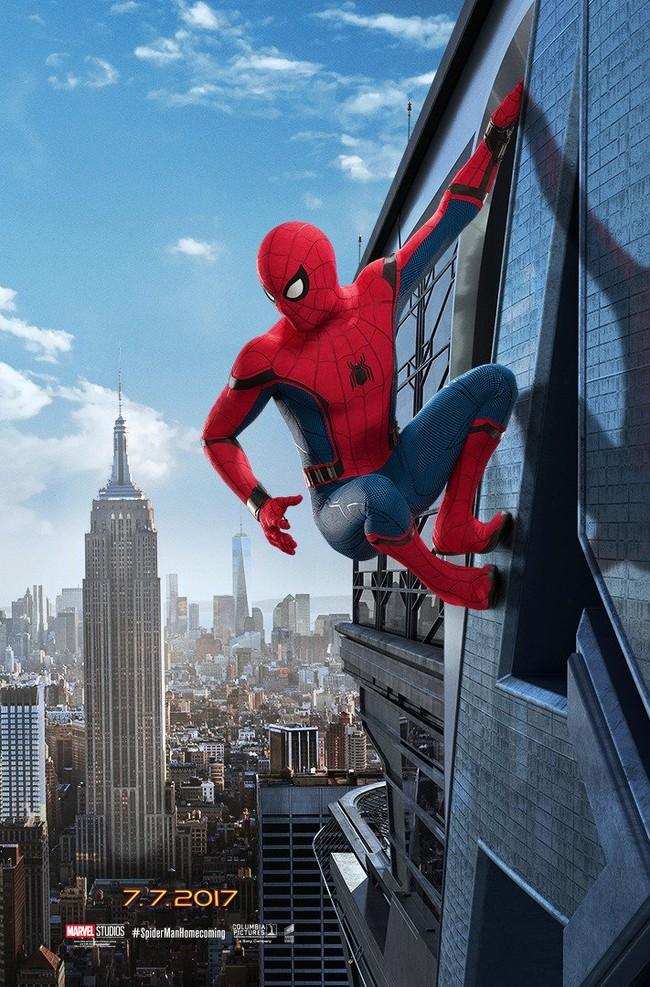 Spider Manhomecoming
