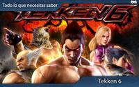 'Tekken 6': todo lo que necesitas saber