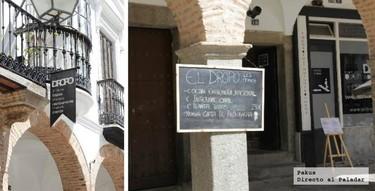 Restaurante El Dropo en Zafra