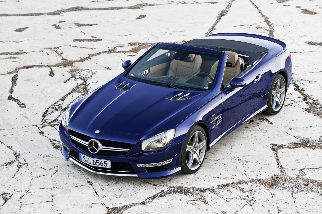Foto de Mercedes-Benz SL 65 AMG (1/13)