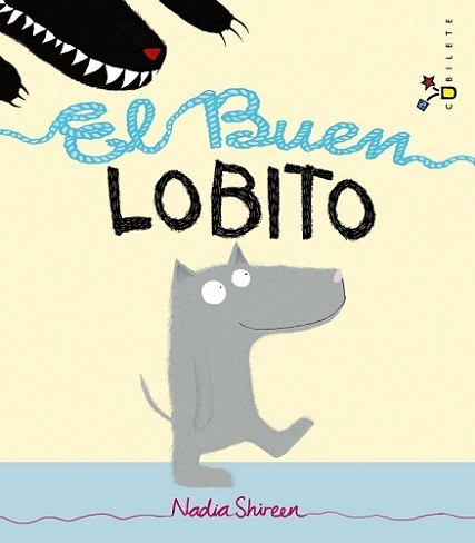 """""""El buen lobito"""", un cuento infantil que favorece el autoconcepto del niño"""